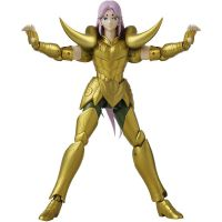 ARIES MU ANIME HEROES - SAINT SEIYA KNIGHTS OF THE ZODIAC - BANDAI