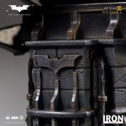 BATMAN DELUXE ART SCALE 1/10 - THE DARK KNIGHT - IRON STUDIOS
