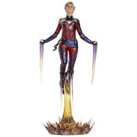 CAPTAIN MARVEL BDS ART SCALE 1/10 - AVENGERS: ENDGAME - IRON STUDIOS