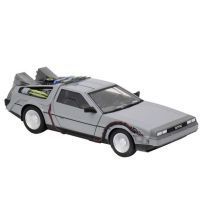 DELOREAN TIME MACHINE 6'' - BACK TO THE FUTURE - NECA