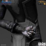 EBONY MAW BLACK ORDER BDS ART SCALE 1/10 - AVENGERS ENDGAME - IRON STUDIOS