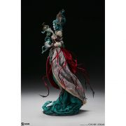 ELLIANASTIS: THE GREAT ORACLE 1/4 PREMIUM FORMAT - COURT OF THE DEAD - SIDESHOW