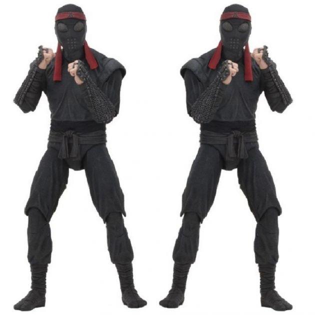 FOOT SOLDIER 7'' 2 PACK -  TMNT (1990) - NECA