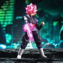 GOKU BLACK SUPER SAIYAN ROSE EVENT EXCLUSIVE COLOR EDITION S.H. FIGUARTS - DRAGON BALL - BANDAI