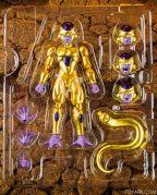 GOLDEN FREEZA EVENT EXCLUSIVE COLOR EDITION S.H.FIGUARTS - DRAGON BALL - BANDAI