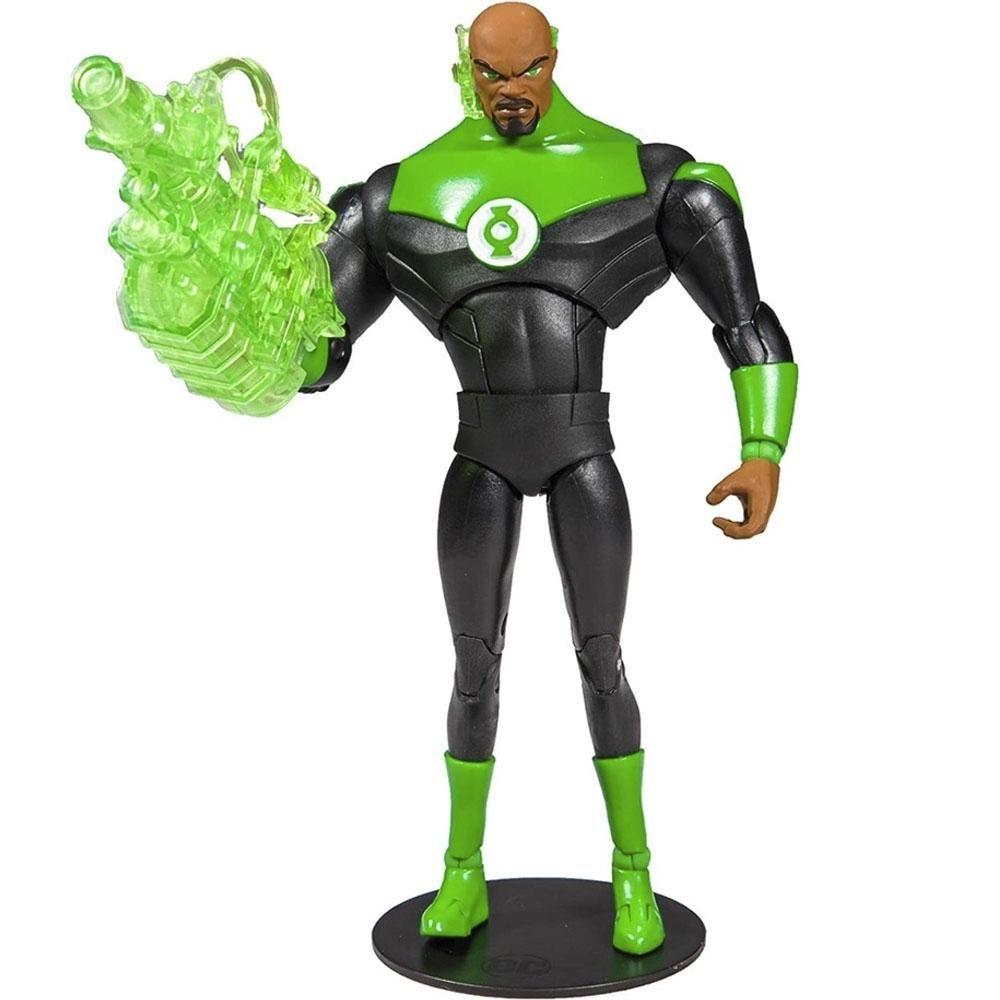GREEN LANTERN ANIMATED MULTIVERSE - DC - MC FARLANE TOYS