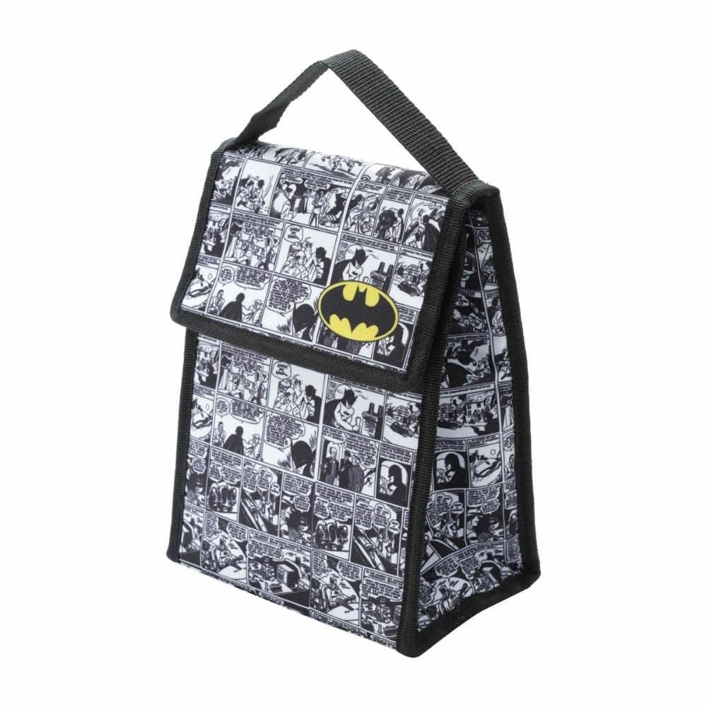 LANCHEIRA BATMAN COMICS LOGO - DC COMICS - PITICAS