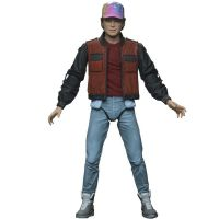 MARTY MCFLY ULTIMATE 7'' - BACK TO THE FUTURE II - NECA