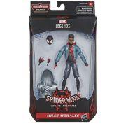 MILES MORALES MARVEL LEGENDS SERIES - SPIDER-MAN: INTO THE SPIDER-VERSE - HASBRO