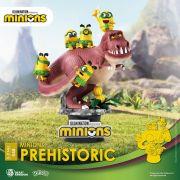 MINIONS PREHISTORIC D-STAGE 048 - MINIONS - BEAST KINGDOM