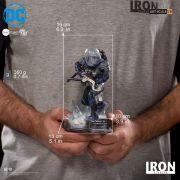 MR. FREEZE ART SCALE 1/10 - DC COMICS BY IVAN REIS SERIES #5 - IRON STUDIOS