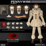 PENNYWISE ONE:12 COLLECTIBLES - IT - MEZCO