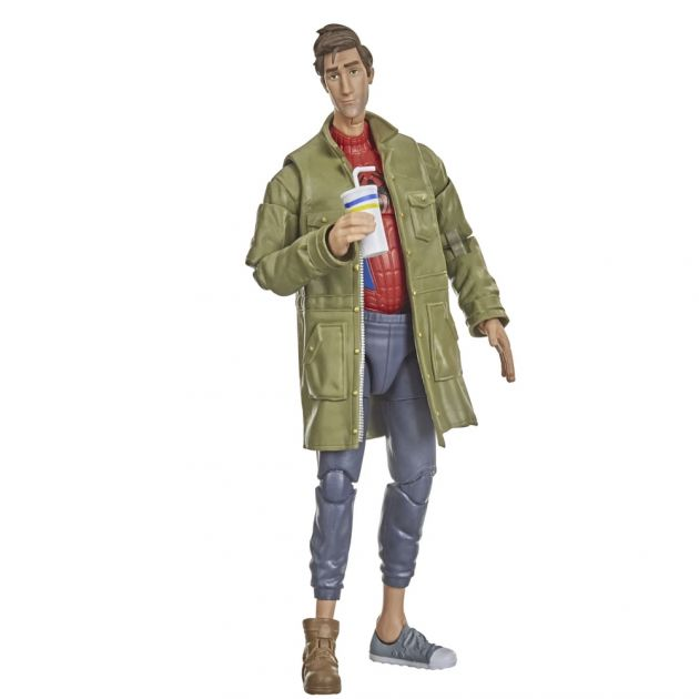 PETER B. PARKER MARVEL LEGENDS SERIES - SPIDER-MAN: INTO THE SPIDER-VERSE - HASBRO