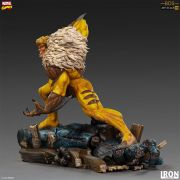 SABRETOOTH BDS ART SCALE 1/10 - MARVEL COMICS - IRON STUDIOS