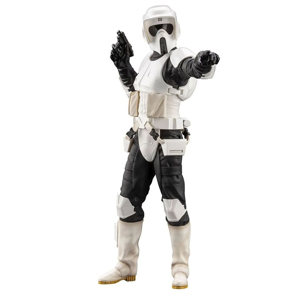 SCOUT TROOPER ARTFX+ - STAR WARS - KOTOBUKIYA