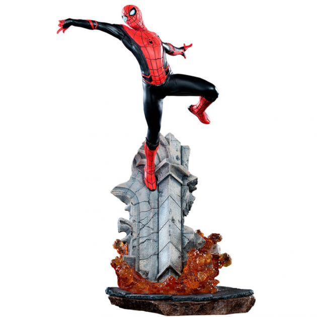 SPIDER-MAN BDS ART SCALE 1/10 - SPIDER-MAN: FAR FROM HOME - IRON STUDIOS