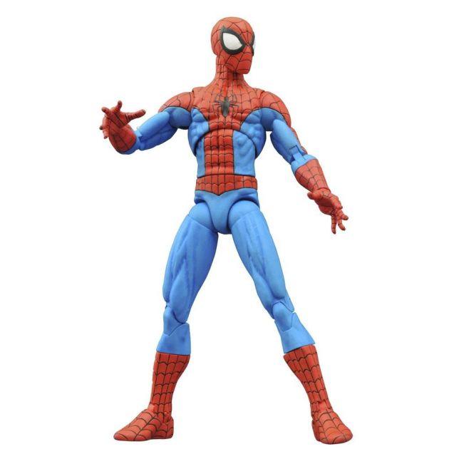 SPIDER-MAN MARVEL SELECT - SPECTACULAR SPIDER-MAN - DIAMOND SELECT