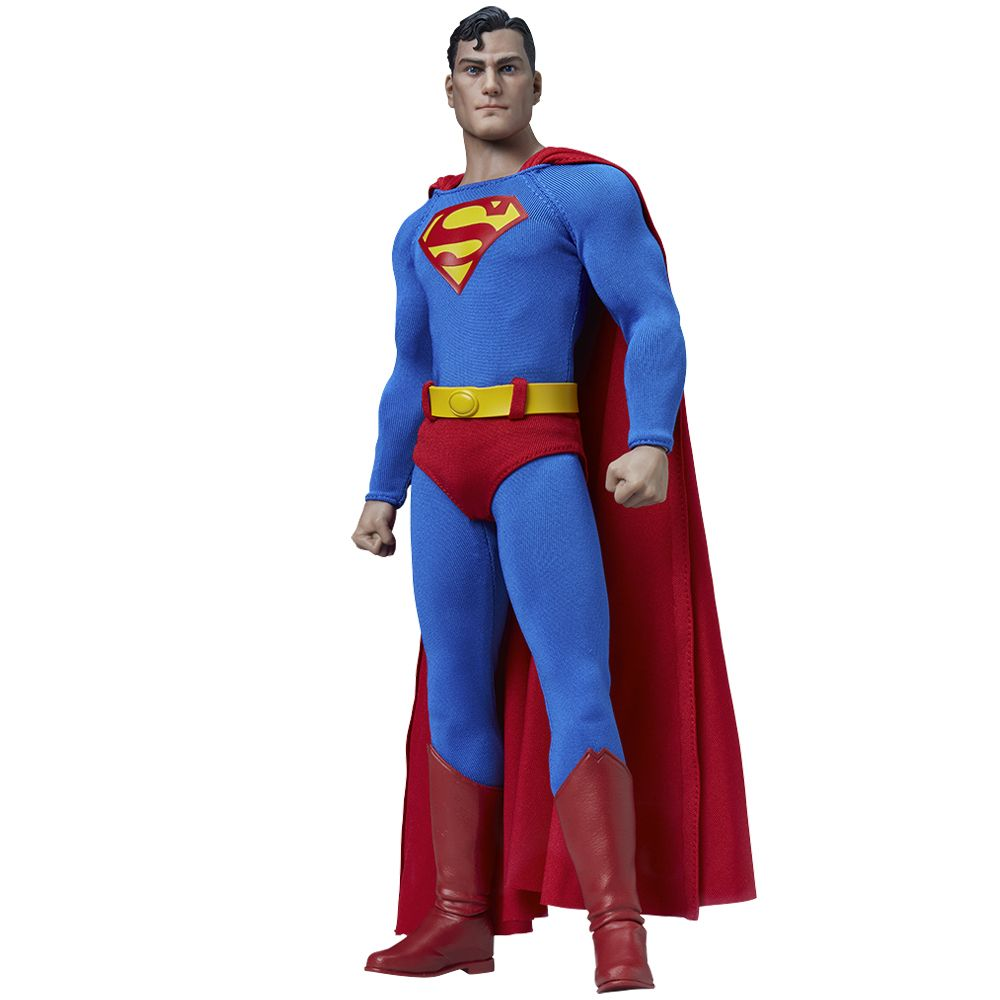 SUPERMAN 1/6 SCALE - DC COMICS - SIDESHOW
