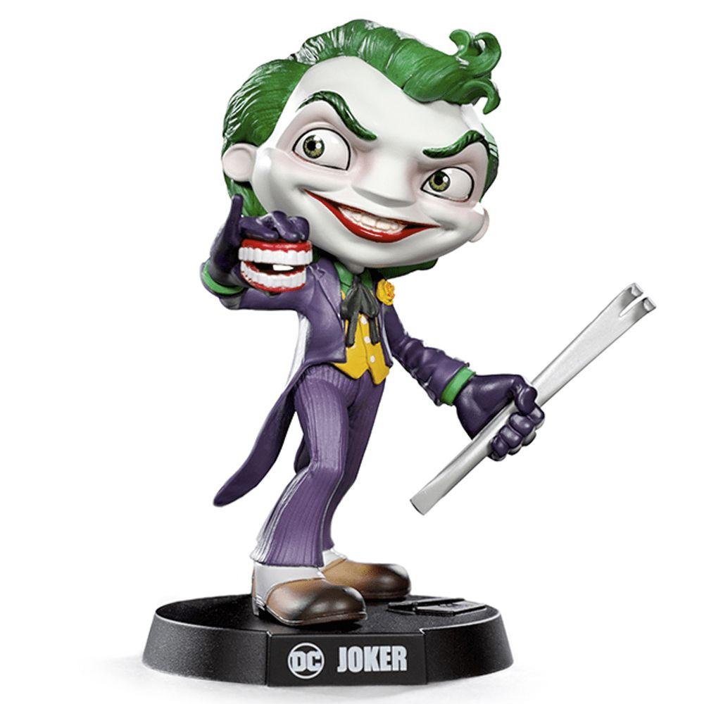 THE JOKER MINICO FIGURES - DC COMICS - MINICO