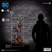 THE JOKER PRIME SCALE 1/3 - DC COMICS BY IVAN REIS - IRON STUDIOS
