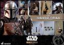 THE MANDALORIAN 1/6 FIGURE - STAR WARS - HOT TOYS