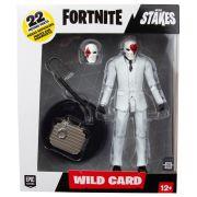 WILD CARD (RED) FORTNITE - EPIC GAMES - MC FARLANE TOYS