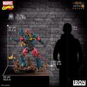 X-MEN VS SENTINEL #1 DELUXE BDS ART SCALE 1/10 - X-MEN MARVEL COMICS - IRON STUDIOS